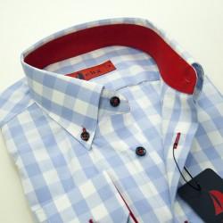 Camisa de Cuadros Náutica CHG