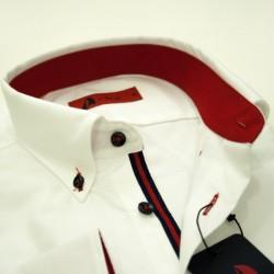 Camisa Náutica Blanca Oxford